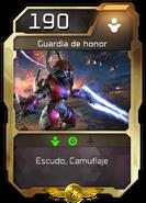 Blitz - Desterrados - Maestro de Nave - Unidad - Guardia de honor