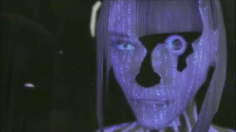 Halo 2 Anniversary - Creepy Cortana Glitch