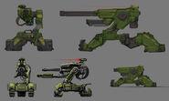 Halo 4 Turret concept art 1