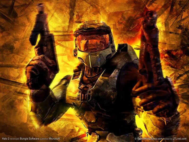 Wallpaper Halo 2 13 1024