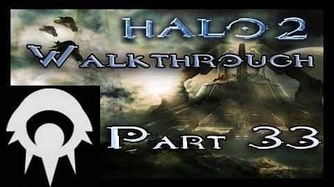 Halo 2 Walkthrough - Part 33 - Credits