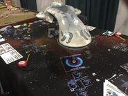 Halo Fleet Battles Nave CSO 2