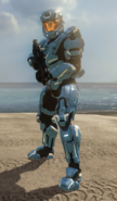 Armadura MJOLNIR Centurion MP H2A