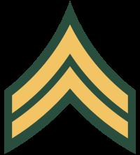 Cpl Army