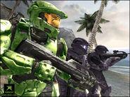 Halo2 rifle de batalla