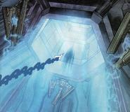 BL Prism vaporized