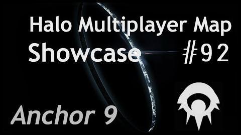 Halo Multiplayer Maps -92 - Halo Reach- Anchor 9