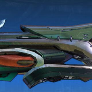Cannone al Plasma in Halo: Reach