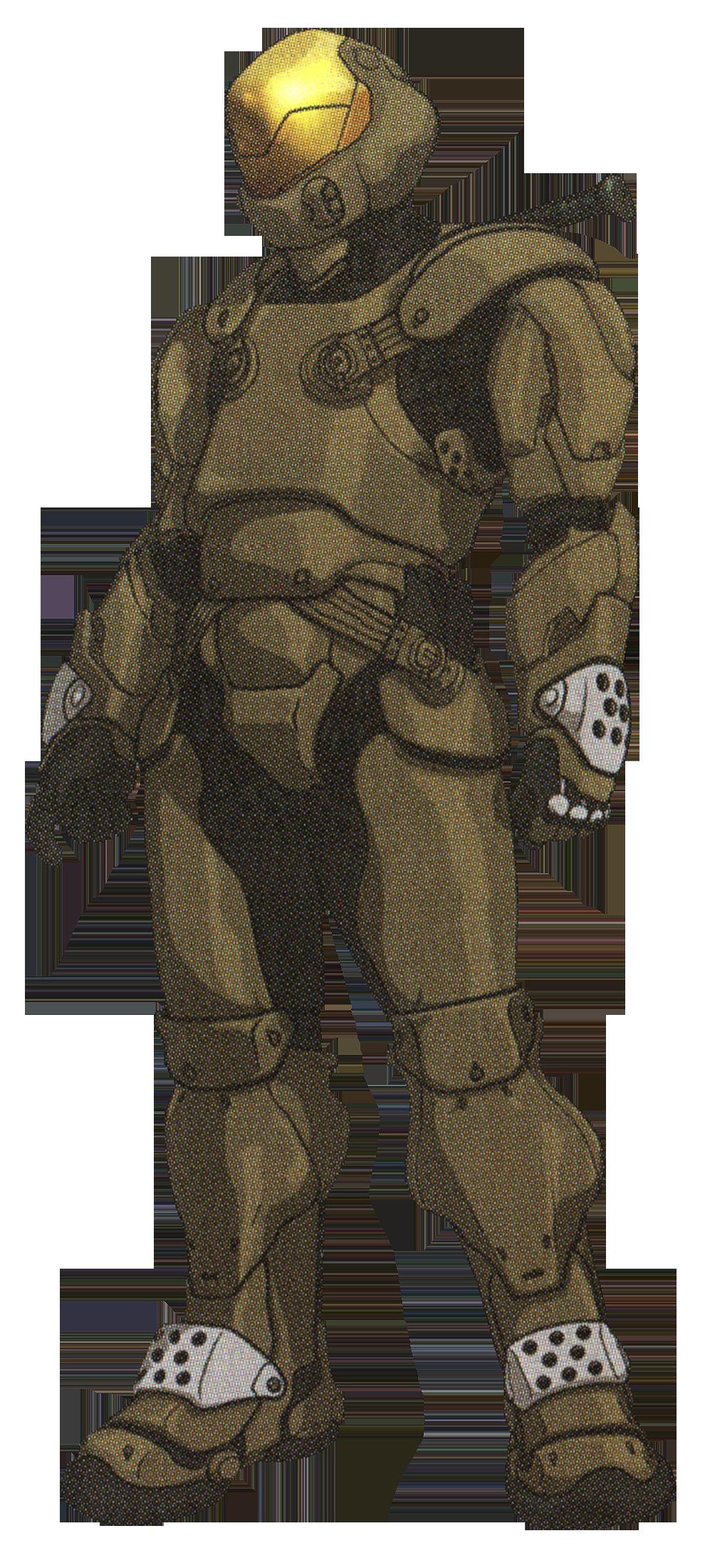Semi Powered Infiltration Armor Halo Nation Fandom