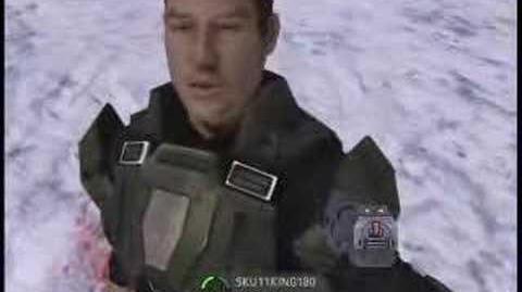 Halo 3 Secret Marine