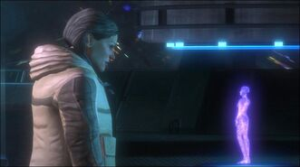 Halsey & Cortana