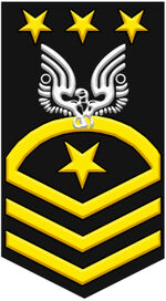 UNSC Master Chief Petty Officer of the Navy