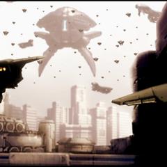 In <i>Halo Legends</i>: <i>Origins</i>