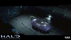 Halo MCC Erfolg Blaues Auge