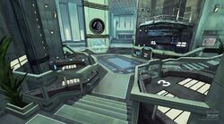ODST Alphasite central