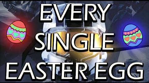 Every Easter Egg in Halo The Master Chief Collection