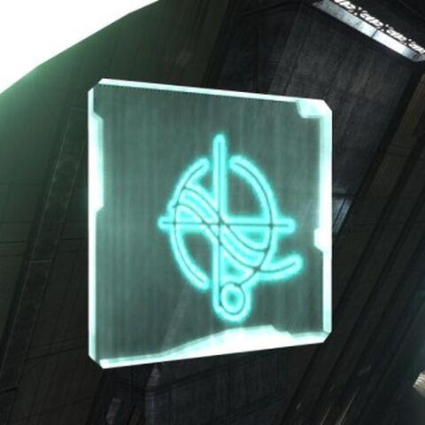 Das Wappen von Installation 06