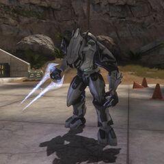 Possibile rappresentazione di un Elite Ultra nel multigiocatore di Halo 3