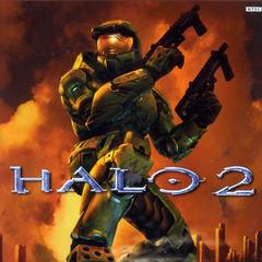 La copertina del gioco 'Halo 2' mostra il Chief con 2 M7