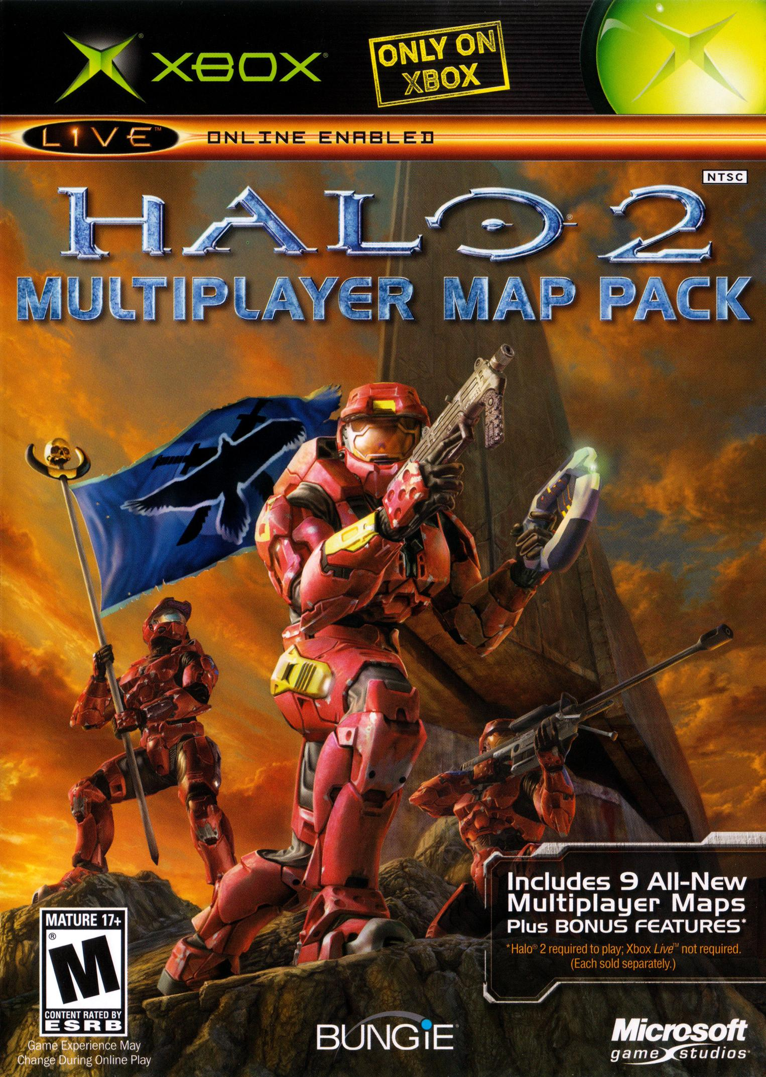Halo 2 Multiplayer Map Pack | Halopedia | FANDOM powered by