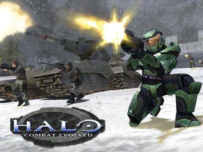 Halo CE Wallpaper 1