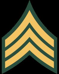 Sgt Army