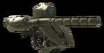 Gauss turret