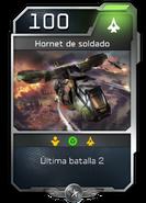 Blitz - UNSC - Capitán Cutter - Unidad - Hornet de soldado