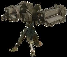 H5G - M80 rocket turret