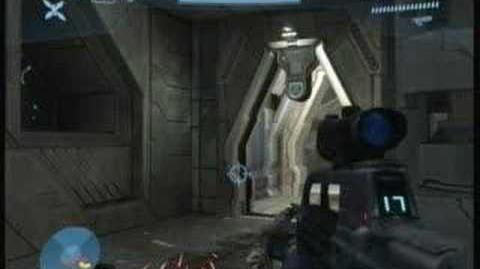 Halo 3 Brute Peeing Easter Egg?