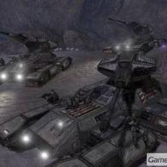 Scorpion durante l'attacco alla cittadella dell'<a href=