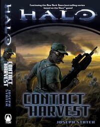 Contact Harvest Cover