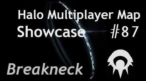 Halo Multiplayer Maps -87 - Halo CEA- Breakneck