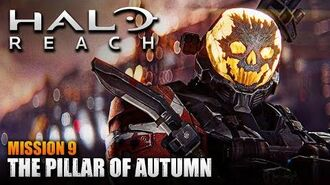 Halo Reach MCC PC Walkthrough - Mission 9 THE PILLAR OF AUTUMN (Sub ITA)