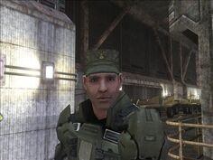 Reynolds Halo3