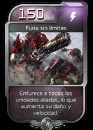 Blitz - Desterrados - Decimus - Poder - Furia sin límites