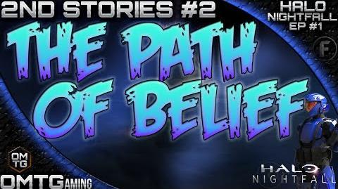 Halo Nightfall: La senda de la Fe
