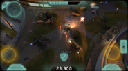 Halo Spartan Strike Kestrel