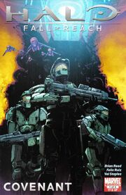 Halo fall of reach covenant parte 1