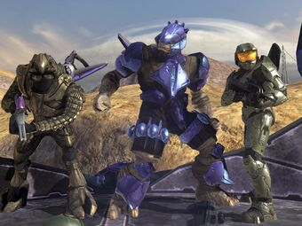 Friendly Brutes Halo Alpha Fandom