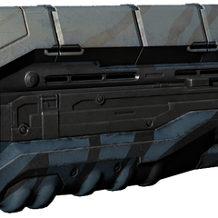 Das Sturmgewehr mit Predator (PDT) Skin