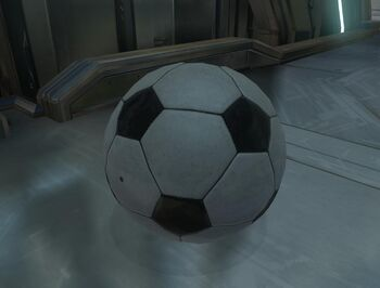 Soccer Ball (Halo 4)