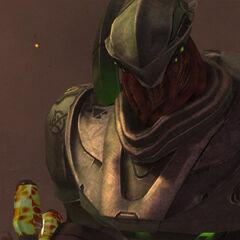 Particolare in Halo: Reach