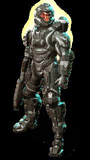 MJOLNIR War Master