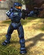 Blue Spartan Small