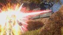 H3 Player Being Shot by Spartan Laser on High Ground