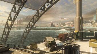Halo 4 Majestic Map Pack Landfall Establishing 01