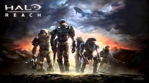 "Halo Reach OST - ""Walking Away"" HQ"