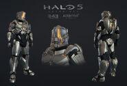 MJOLNIR Hellcat renders H5G