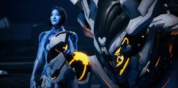 Cortana y Warden Eternal H5G